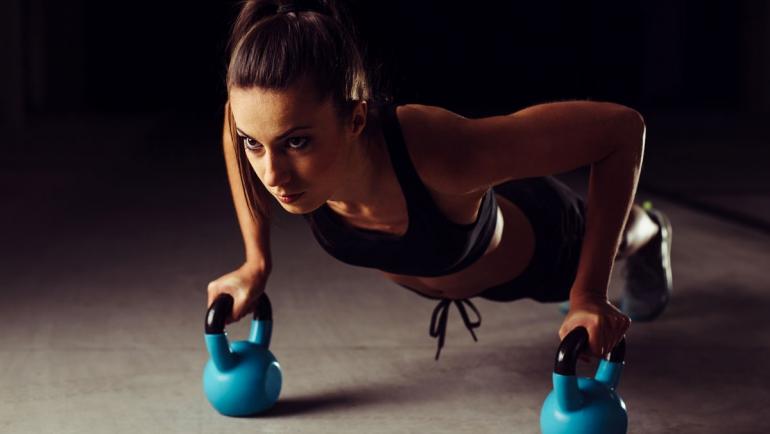 POWER PINK – il nuovo training dedicato solo alle donne!