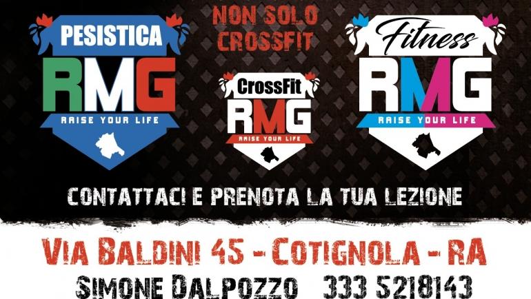 RMG 2.0 – NUOVA APERTURA a SETTEMBRE – Via Baldini 45 Cotignola RA
