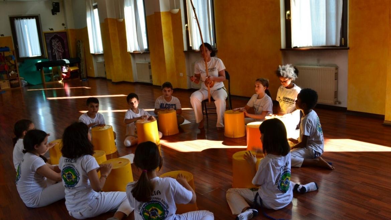 Capoeira bambini/e e Kick Boxing ragazzi/e continua in Estate nei CRE di Cotignola!