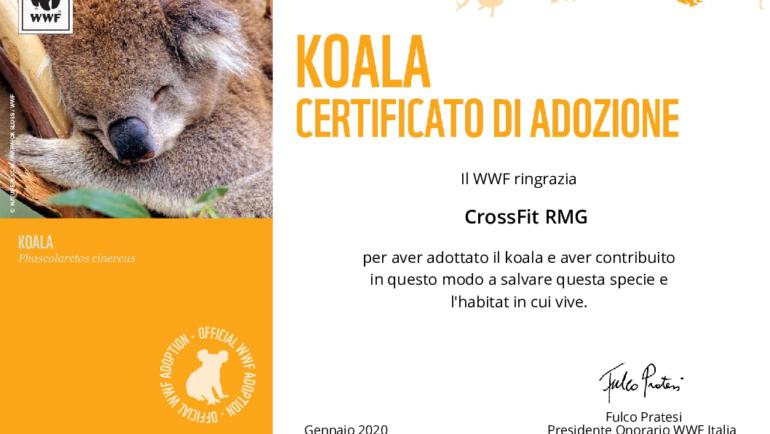Sostegno al WWF per l'emergenza incendi in Australia